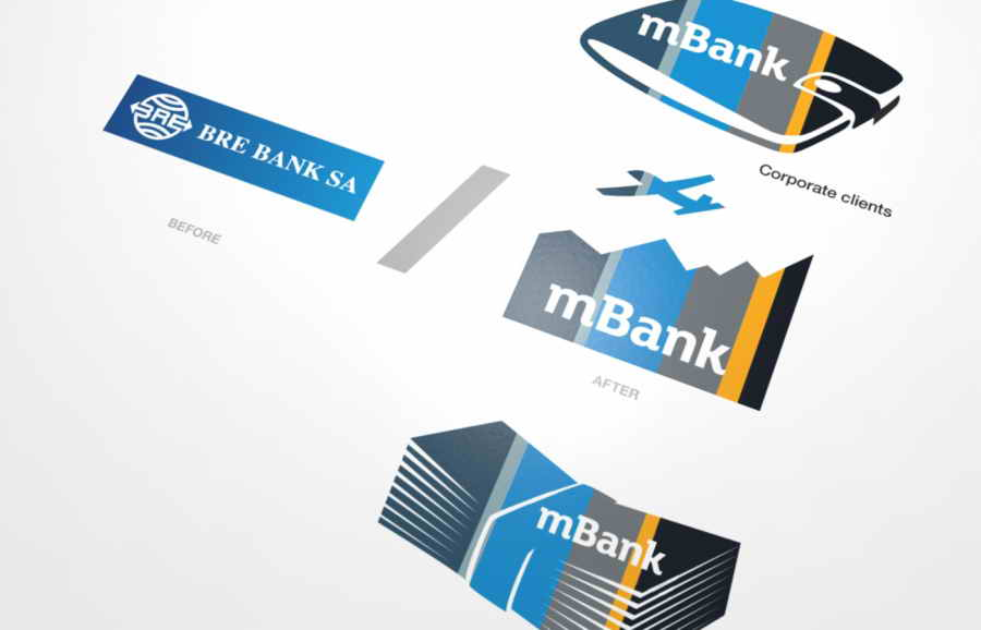 mBank – the most modern mobile bank