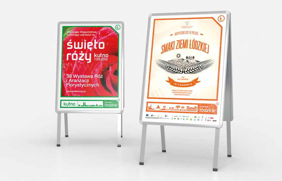 Łódzkie – best visual identity from the public sector