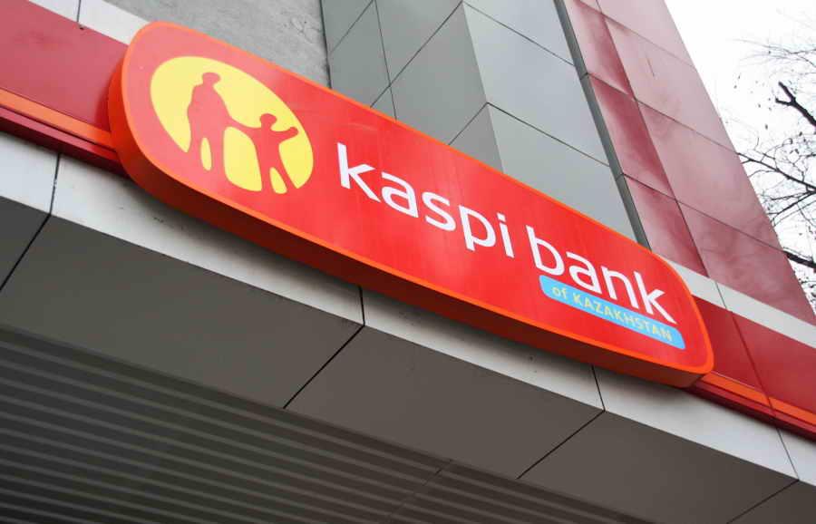 Kaspi bank – duma Kazachstanu